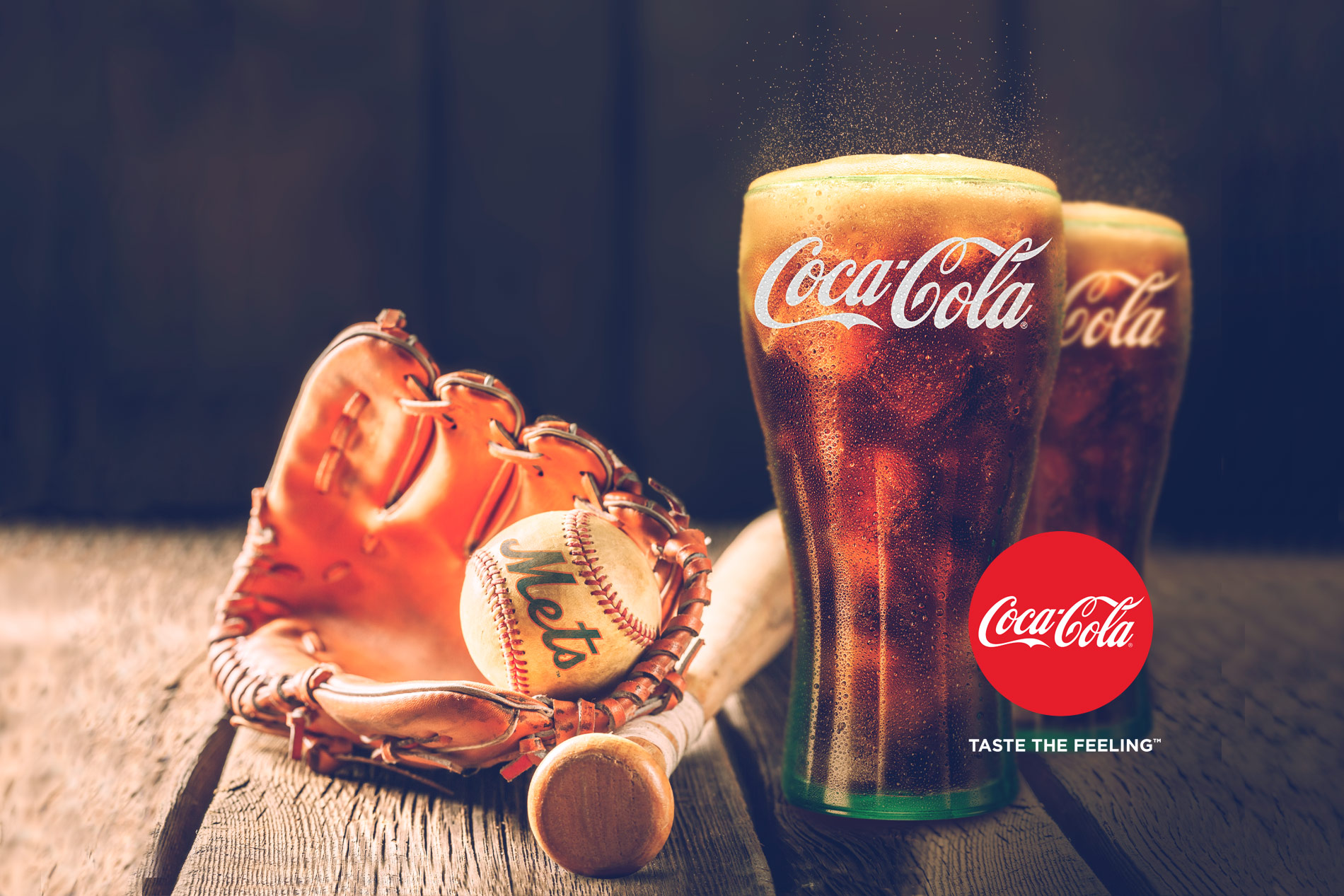 Coca-Cola NY Mets / CitiField Activation